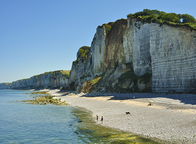 Camping la ch naie camping yport etretat normandie 76 for 76 haute normandie
