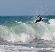 Surf en Normandie